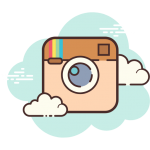 Pictogramme Instagram