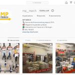 Instagram MP Merch